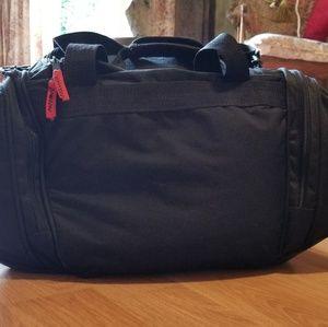 Black Duffel Bag